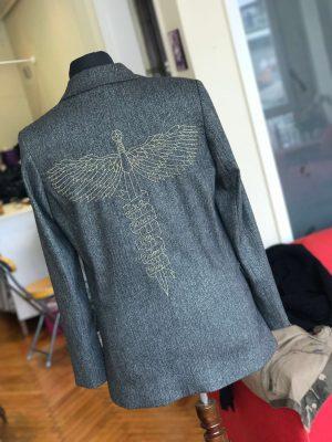 Look Project - Sword Grey - Blazer