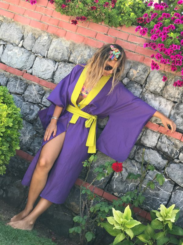 Look Project - Beachaholic - Kimono