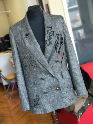 Look Project - Bliss Grey - Blazer