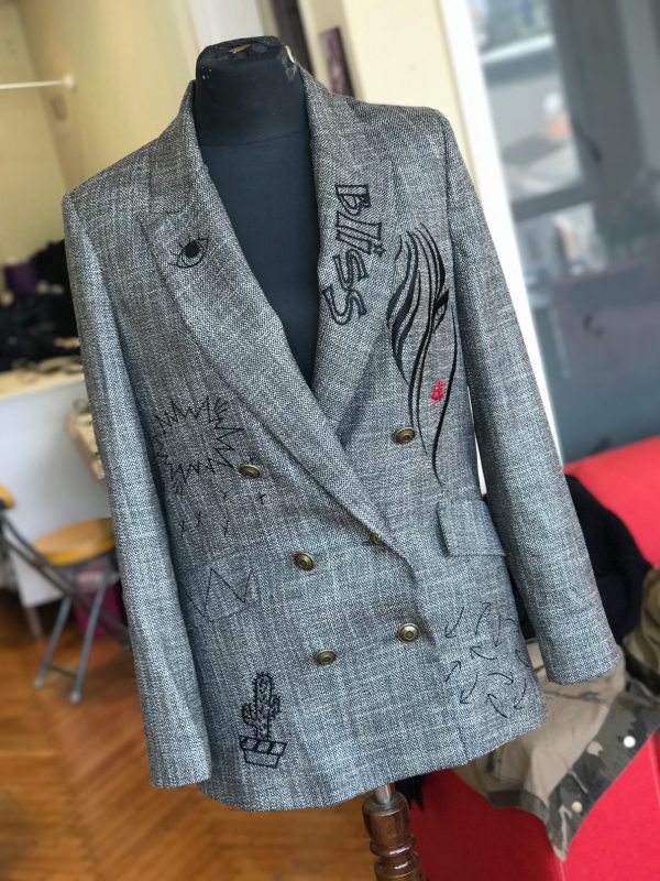 Look Project - Bliss Grey - Blazer