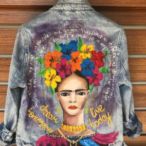 Look Project - Frida - Denim
