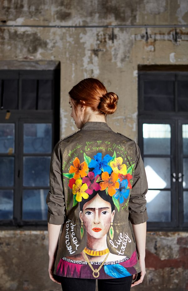 Look Project - Frida - Parka