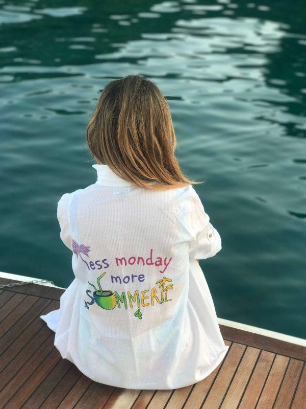 Look Project - Less Monday - Gömlek