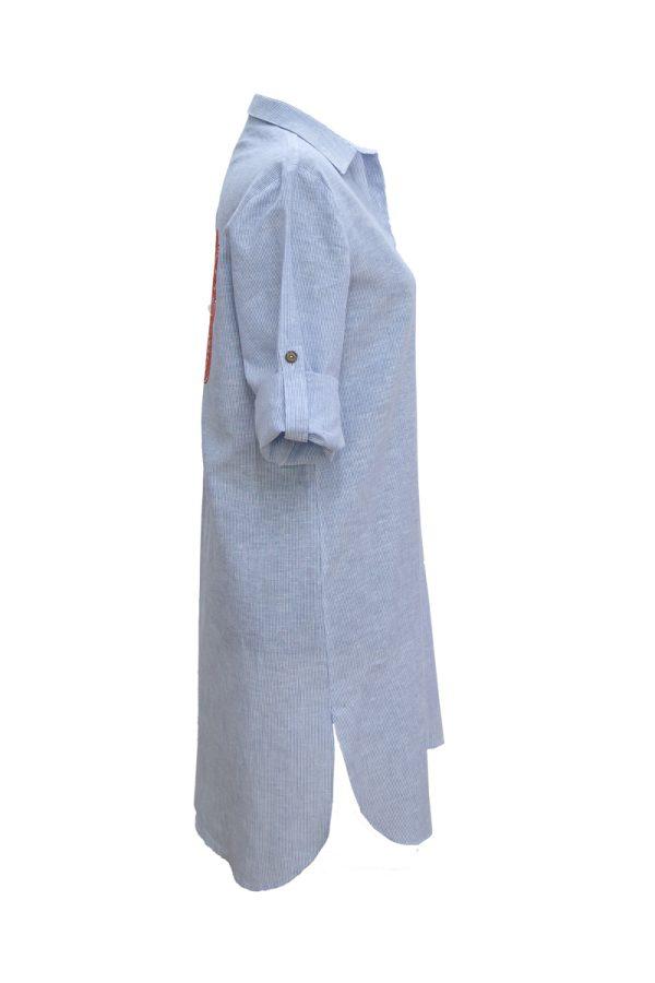 Look Project - Hamsa Gömlek Elbise