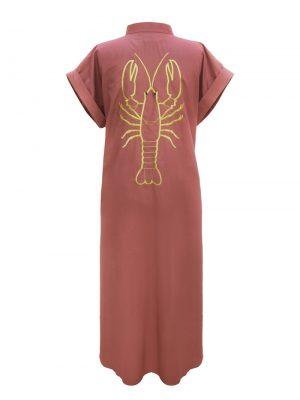 Look Project - Lobsy Ginger Shirt Dress