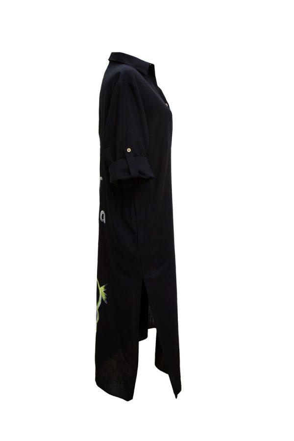 Look Project - Summer Story Gömlek Elbise