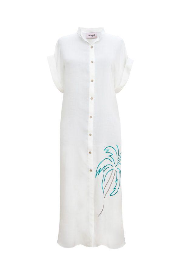 Look Project - Sunshine Gömlek Elbise