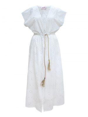 Look Project - Tika Ropped Kimono