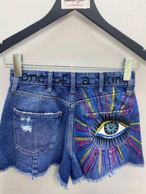Lookproject - Summer Look Denim Short