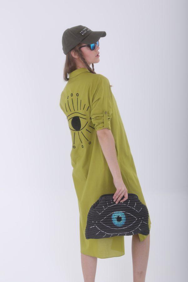 Look Project - Oh Summer Gömlek Elbise