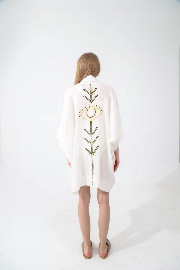 Look Project - Sun Dance Kimono